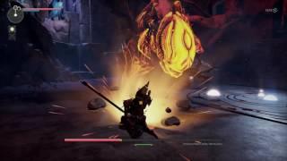 Hellpoint - Boss Battle (Nemundis)