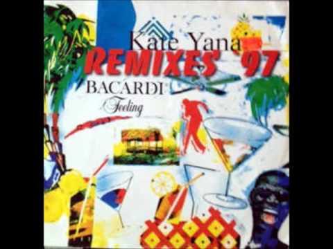 Kate Yanai - Bacardi Feeling (Summer Dreamin') (Extended Version '97)