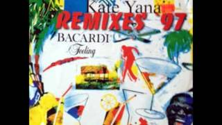 Kate Yanai - Bacardi Feeling (Summer Dreamin') (Extended Version '97)