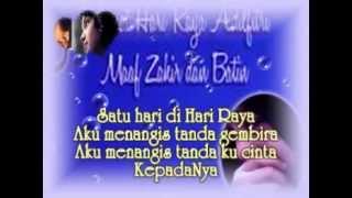 Satu Hari Di Hari Raya - M Nasir ~ Lirik~