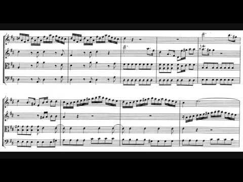Mozart  Divertimento in D major, K 136 1772