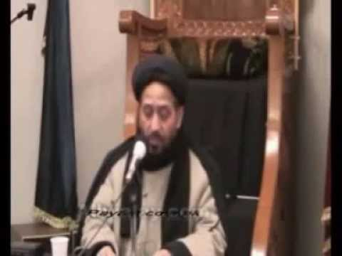 molana Jan Ali Kazmi shia kalma and azan