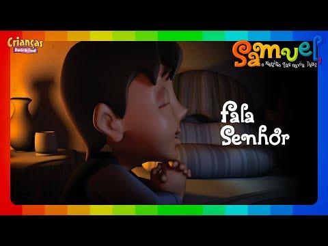 Fala Senhor | DVD Samuel | Crianças Diante do Trono