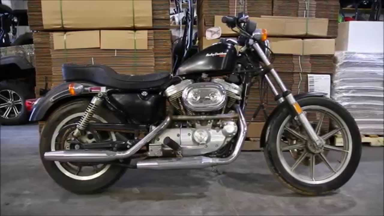 HD 1987 XLH 883 Sportster Used Parts - YouTube