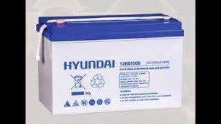 Best Dry Battery For UPS in Pakistan | Budget Hyundai Jell Battery in Pakistan | in Urdu/Hindi