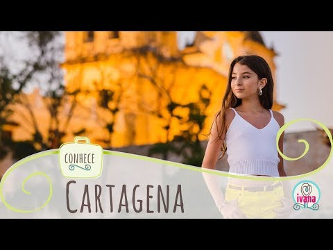 CARTAGENA TRAVEL VLOG   IVANA CONHECE  COLOMBIA