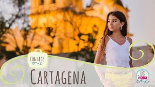 CARTAGENA TRAVEL VLOG | IVANA CONHECE  COLOMBIA