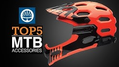 Top 5 - Mountain Bike Accessories