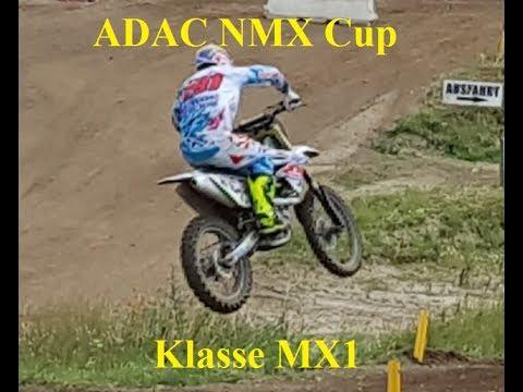 News Motorsport - 56. Moto-Cross - ADAC NMX Cup - Klasse MX1 - Grambeker Heidering Mölln 08.07.2017
