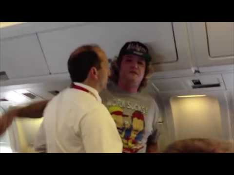 Crazy, Drunk People, Getting Kicked Off Planes, Compilation