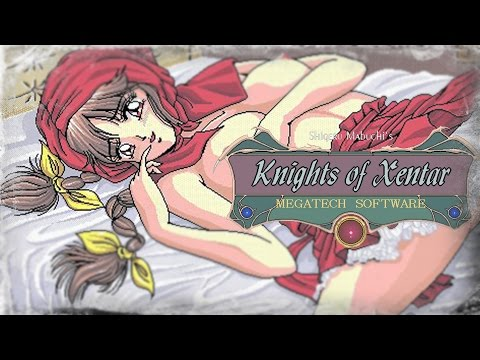 Hello cica...van gazdit?!? Knight of Xentar [PC]