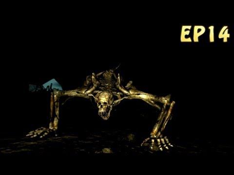 Dark Souls Walkthrough - Gravelord Nito & Tomb Of The Giants (EP14)