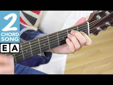 Ed Sheeran - U.N.I.  Guitar Lesson EASY 2 Chord Beginner Song #4
