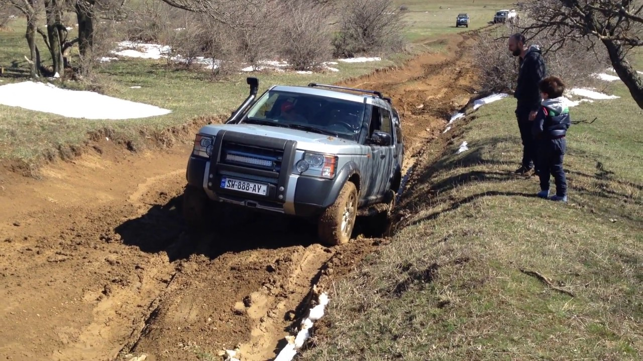 Favorito Land Rover Discovery 3 Extreme off road - YouTube FM77