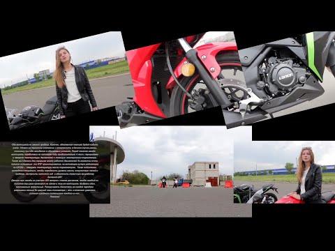 Сравнительный видеообзор Lifan KP200 и Loncin CR5 для mot-o.com