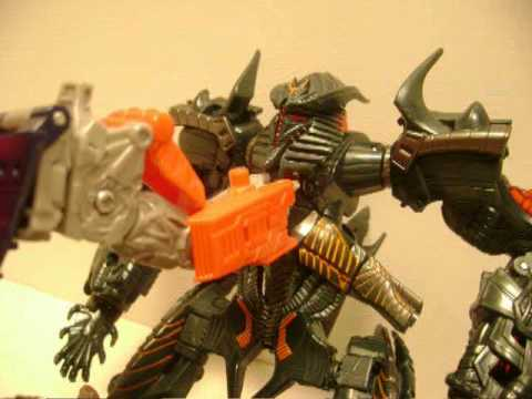Transformers Stop Motion  Autobots Vs The Fallen Youtube