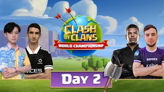 World Championship #6 Qualifier Day 2 - Clash of Clans
