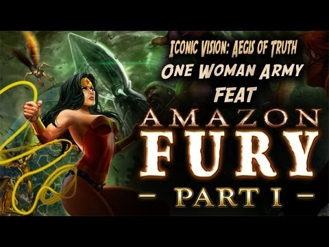 DCUO - Circe's Trial: One Woman Army Feat