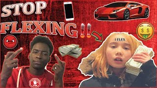 CarlosComedy-(Reacting To Lil Tay The Youngest Flexer) She Stay Saying Somebody Broke‼️😂
