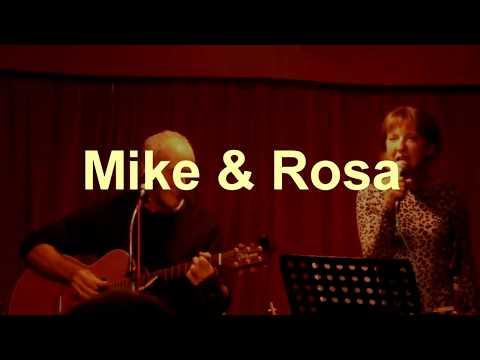MIKE & ROSA LIVE AT RHYL FOLK & ACOUSTIC CLUB