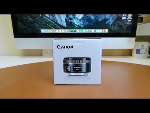 Canon EF 50mm f/1.8 STM | Revisión en...