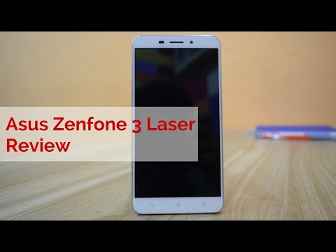 Asus ZenFone 3 Laser Review Videos