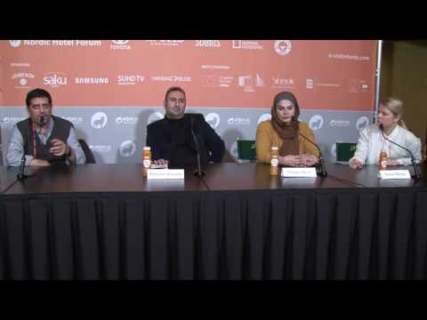 """Breath"" press conference at Tallinn Black Nights Film Festival 2016"