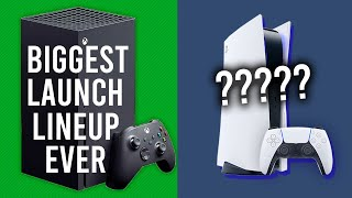 SONY EXPLAINS PS5 EXCLUSIVES SITUATION, SERIES X LAUNCH GAMES WILL BE 'BIGGEST EVER' & MORE