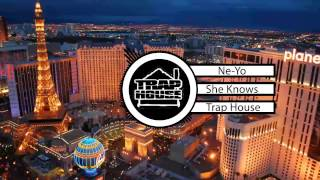 Ne - Yo Ft. Juicy J - She Knows (Kayliox Remix) | Trap House