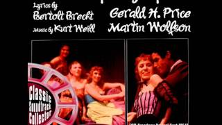 Tango Ballad - The Threepenny Opera (Off-Broadway Revival Cast 1954)