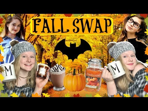 Fall Swap With Chelsea Crockett & Annie Rose!