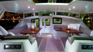 Ares Custom Yachts | ISS Refit Nominee 2011, 105' Windship restoration