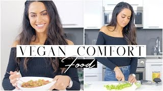 Easy Fall Vegan Comfort Food Recipe | Dr Mona Vand