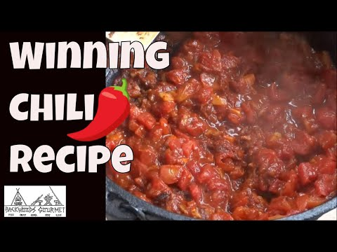 How to Make Chili  Our Chili Cookoff recipe revealed
