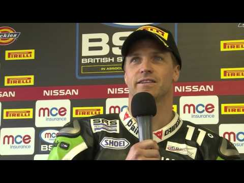 MCE BSB Round 2 - Datatag Extreme Qualifying Press Conference