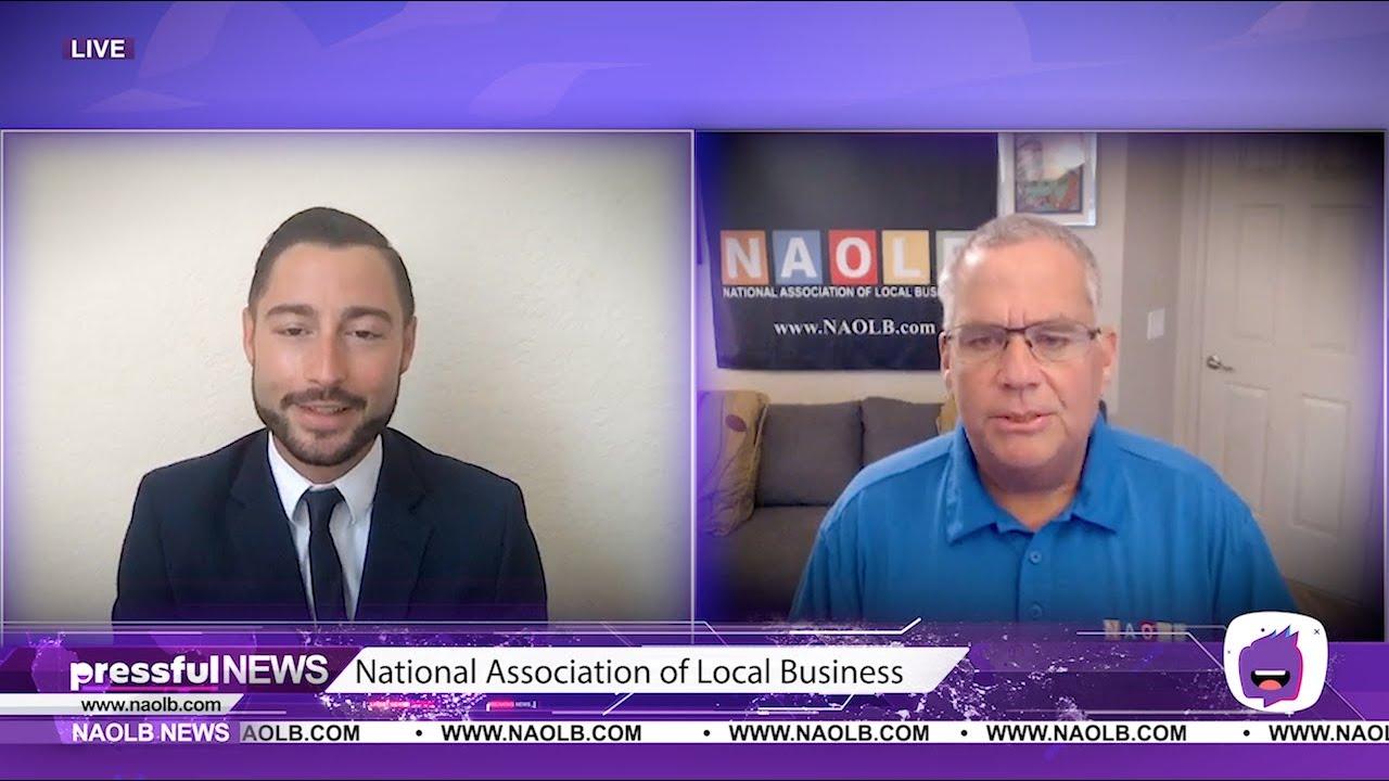 Pressful Interview w/Joe Grushkin CEO of NAOLB