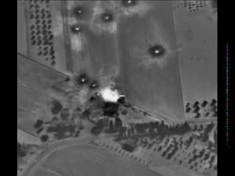 18 + Russian Aerospace Forces engaged four more ISIS facilities in the night. 18 +