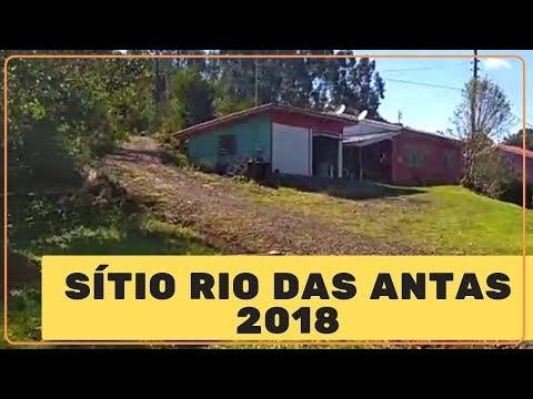 Sítio Rio das Antas SC 2018