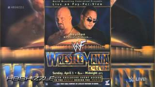 "WWF WrestleMania X-Seven Theme Song - ""My Way"" + Download Link"