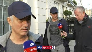 EXCLUSIVE Jose Mourinhos first interview since being sacked by Man United