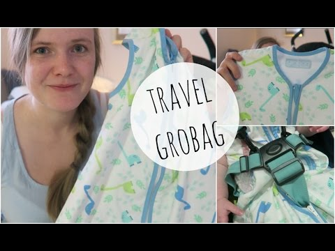 HOW TO USE THE TRAVEL GROBAG | REVIEW