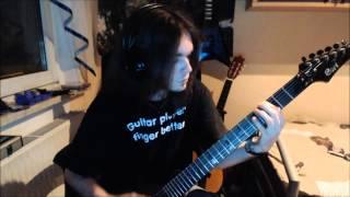 Lordi - Hard Rock Hallelujah / Guitar-Cover HD1080