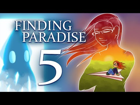Finding Paradise - COLIN MEETS SOFIA & WHO IS FAYE? ~Part 5~ (Story Rich Indie Game)