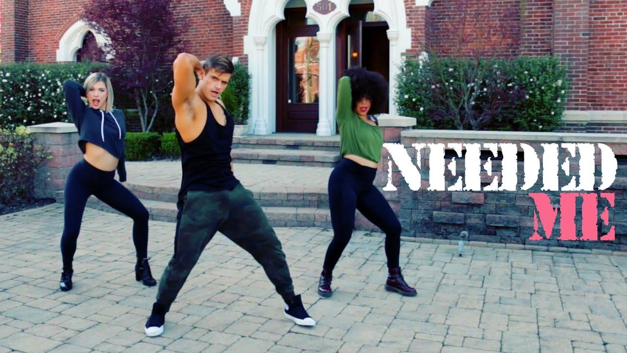 Rihanna - Needed Me   The Fitness Marshall   Cardio Concert