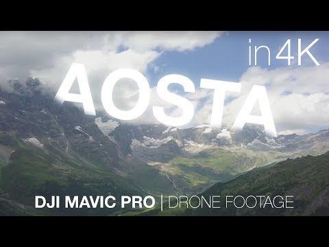 Amazing Valtournenche, Aosta valley region in Italy