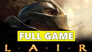 Lair Full Walkthrough Gameplay - No Commentary (PS3 Longplay)
