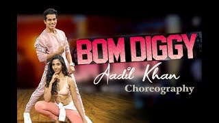 Bom Diggy Diggy Part-2 (dance video ) | Aadil Khan Choreography | Ft.Krutika Solanki