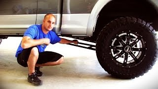 Installation Of Bds Traction Bar Kit On Our 2012 Ram 3500