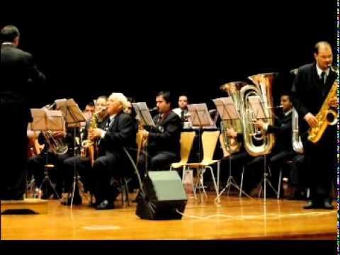 Banda Musical de Parafita -  Momentos do Concerto 25 de Abril 2011