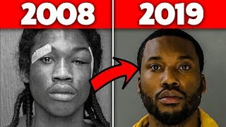 The Criminal History of Meek Mill